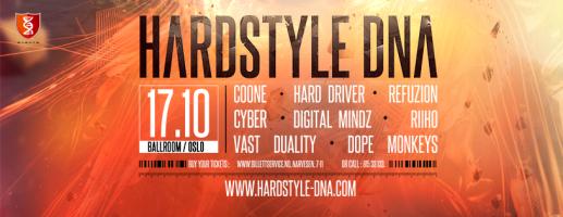 Hardstyle DNA 2015
